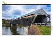 460 Foot Long New Hampshire Covered Bridge Carry-all Pouch