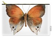 47 Mantoides Gama Butterfly Carry-all Pouch by Amy Kirkpatrick