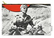 Wwii Poster, C1943 Carry-all Pouch