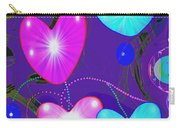 472 -  Valentine Hearts  ... Carry-all Pouch