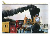 4gcr235american Express Train, 1864 Carry-all Pouch