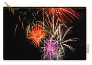 4th Of July 2012 Carry-all Pouch by Saija  Lehtonen
