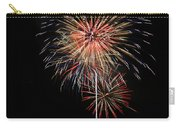 4th Of July 3 Carry-all Pouch by Marilyn Hunt