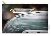 1940 Chevrolet Hood Ornament Carry-all Pouch