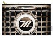 1959 Nash Metropolitan Grille Emblem Carry-all Pouch