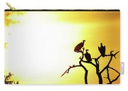 African Birds Carry-all Pouch