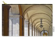 Arcades Of Lisbon Carry-all Pouch