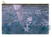 Australia - Deep Blue Green Water Bubbles Carry-all Pouch