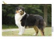Australian Shepherd Dog Carry-all Pouch