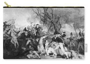 Battle Of Princeton, 1777 Carry-all Pouch