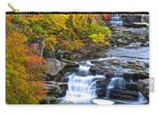 Berea Falls Carry-all Pouch by Frozen in Time Fine Art Photography