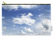 Big Blue Sky Carry-all Pouch
