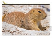Black Tail Prairie Dog Carry-all Pouch