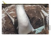 Blue-footed Booby Courtship Dance Carry-all Pouch