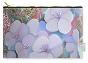 Bottlebrush In Contrast Carry-all Pouch