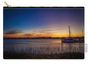Bridge Of Lions St Augustine Florida Painted Carry-all Pouch