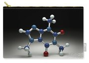 Caffeine Molecule Carry-all Pouch