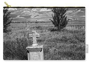 Cemetery Series Manderson Wy Carry-all Pouch