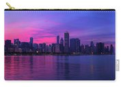 City At The Waterfront, Lake Michigan Carry-all Pouch