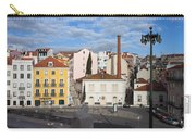 City Of Lisbon In Portugal Carry-all Pouch