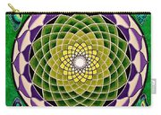Cosmic Flower Mandala 1 Carry-all Pouch