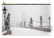 Czech Republic, Prague - Charles Bridge Carry-all Pouch