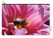 Dahlia Named Lucky Number Carry-all Pouch