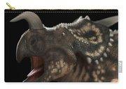 Dinosaur Einiosaurus Carry-all Pouch