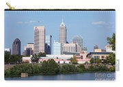 Downtown Indianpolis Indiana Skyline Carry-all Pouch