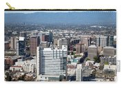 Downtown San Jose California Carry-all Pouch