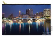 Downtown Skyline Of Columbus Carry-all Pouch