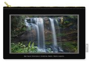 Dry Falls North Carolina Carry-all Pouch