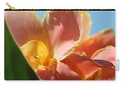 Dwarf Canna Lily Named Corsica Carry-all Pouch by J McCombie