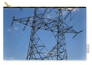 Electricity Pylon Carry-all Pouch