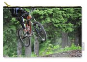 Extreme Biking In Alaska Carry-all Pouch
