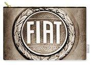 Fiat Emblem Carry-all Pouch