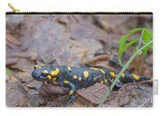 Fire Salamander Carry-all Pouch