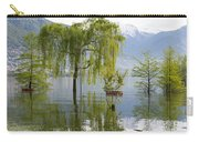 Flooding Alpine Lake Carry-all Pouch