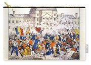 France Revolution, 1848 Carry-all Pouch