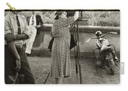Frances Benjamin Johnston (1864-1952) Carry-all Pouch