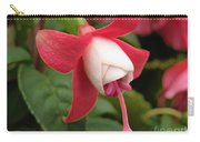 Fuchsia Named Liebelei Carry-all Pouch