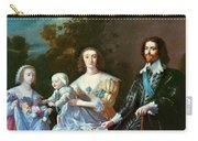 George Villiers (1592-1628) Carry-all Pouch