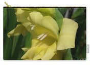 Gladiolus Named Nova Lux Carry-all Pouch