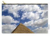 Great Pyramid Of Egypt Carry-all Pouch
