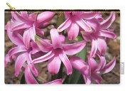 Hyacinth Named Pink Pearl Carry-all Pouch