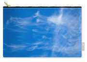 In The Clouds Carry-all Pouch