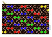 Infinity Infinite Symbol Elegant Art And Patterns Carry-all Pouch