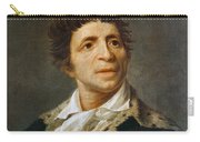 Jean-paul Marat (1743-1793) Carry-all Pouch