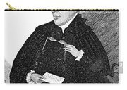 Joseph Black (1728-1799) Carry-all Pouch