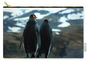 King Penguins Carry-all Pouch